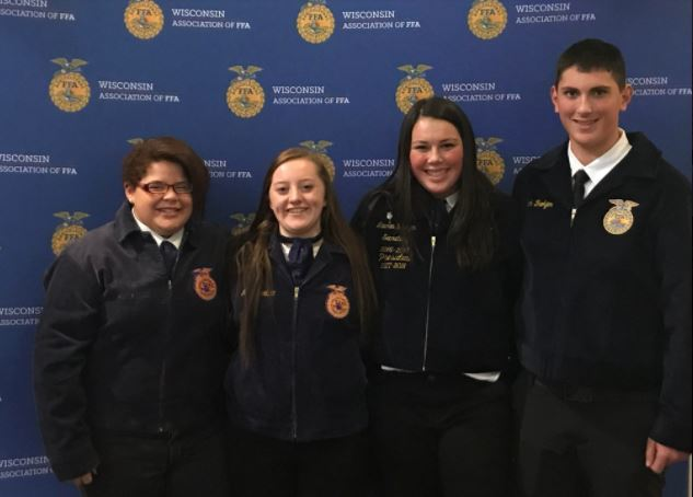 Unity FFA members attended the 212 & 360 Conferences in Green Bay