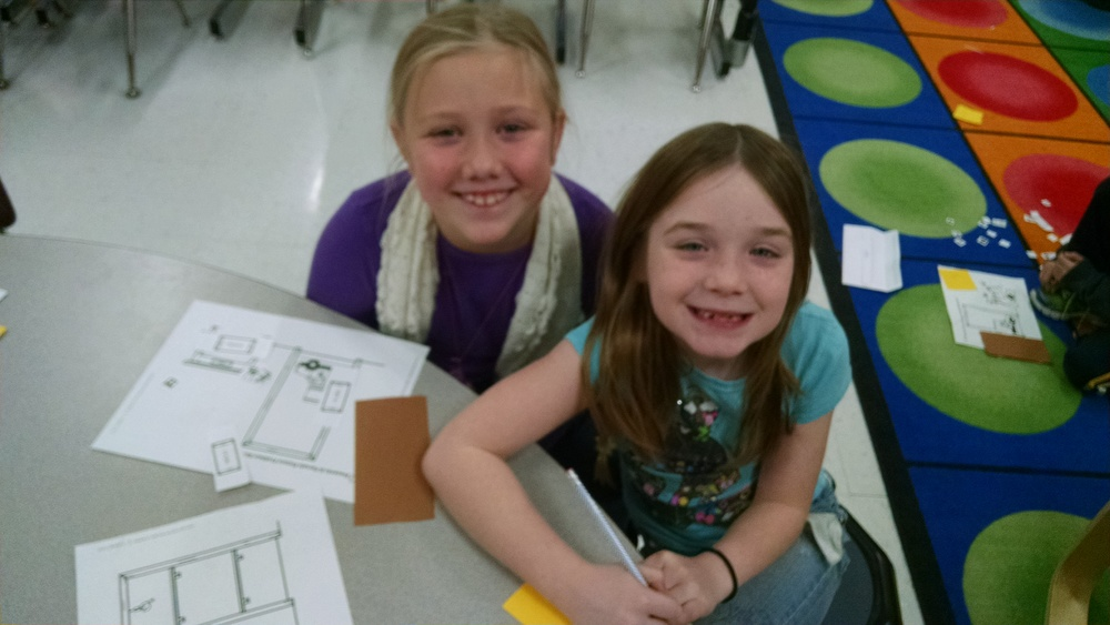Fun while learning in second grade