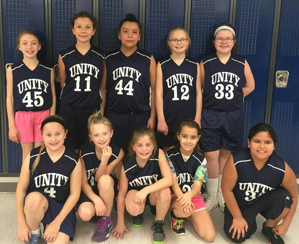Unity Girls Youth Basketball Tournament