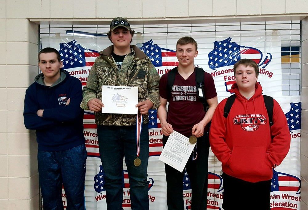 Middle School State Wrestling