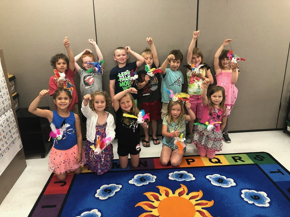 First grade summer school