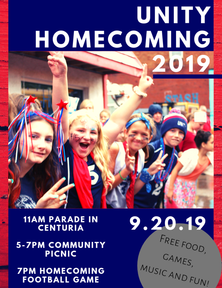 Homecoming Community Activities
