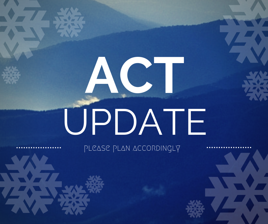 ACT Update