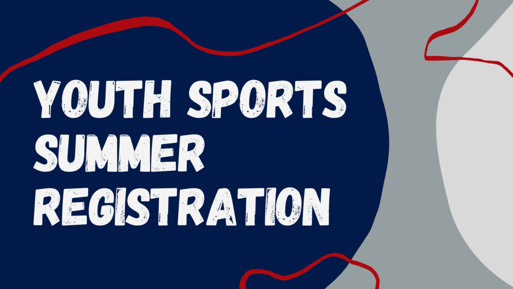 Youth Sports Summer Registration