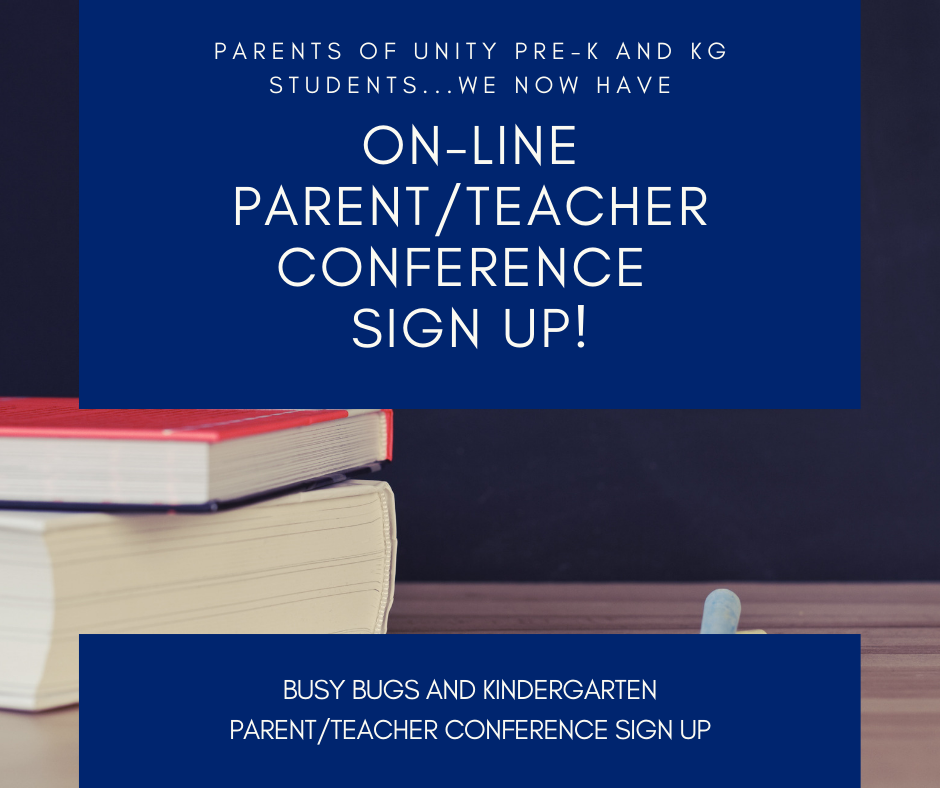 Parents...Sign Up Now!!